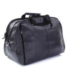Дорожная сумка из кожи 2018394 Q11 фото-2