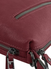 Женская сумка с красивой ручкой 2019058B фото-2