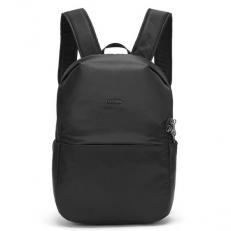 Черный женский рюкзак антивор Cruise