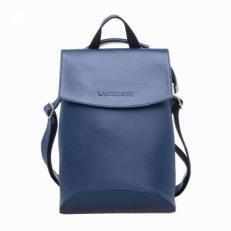 Синяя женская сумка-рюкзак Ashley Dark Blue
