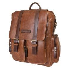 Сумка-рюкзак Фиорентино рыжий