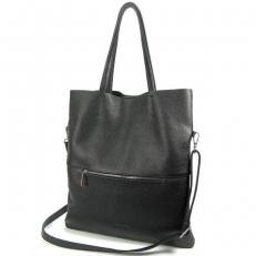 Женская тонкая сумка пакет 3015