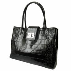 Сумка-портфель женская 3115  черная