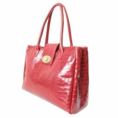 Сумка-портфель женская 3115  красная