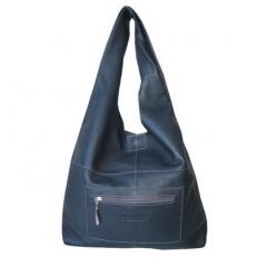 Синяя сумка-мешок на магните 3156
