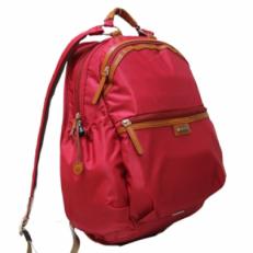 Женский рюкзак 331252 красный