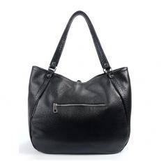Кожаная женская сумка на плечо 3347 фото-2