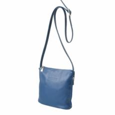 Женская сумка 3503 ярко-синяя