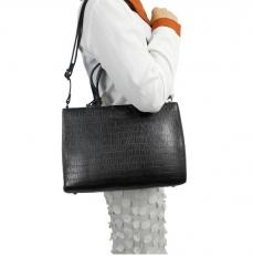 Кожаная женская сумка 35281 фото-2