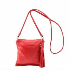 Женская сумочка красная  3533