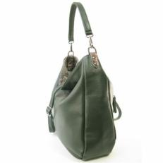 Кожаная сумка-мешок 3634 фото-2