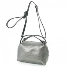 Мини сумочка 3822 серебряная