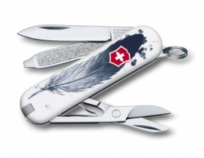 Нож-брелок VICTORINOX Classic 0.6223.L1605
