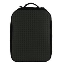 Пиксельный подростковый рюкзак WY-A001 черный