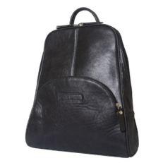 Рюкзак женский городской Эстенс черный