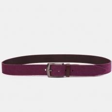 Фиолетовый текстильный ремень AT40-179