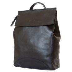 Черная сумка-рюкзак Антессио
