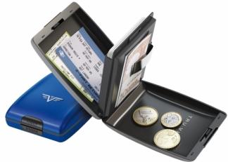 Алюминиевый кошелек Tru Virtu Oyster 14.10.1.0001.12