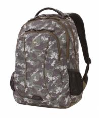 Рюкзак на 30л камуфляж 6659600408 зеленый