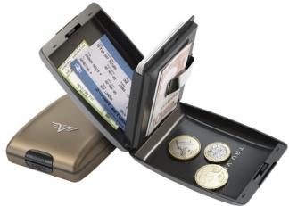 Алюминиевый кошелек Tru Virtu Oyster 14.10.1.0001.02