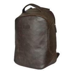 Рюкзак мужской антивор Сольферино коричневый