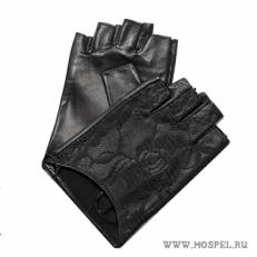 Перчатки женские GW-9100 черные