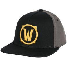 Бейсболка с логотипом World of Warcraft Iconic Премиум