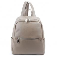 Бежевый женский рюкзак 5045 фото-2