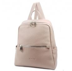Рюкзак из светлой кожи 5045