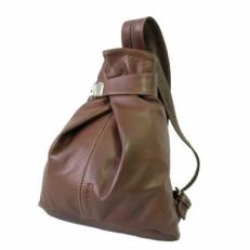 Рюкзак коричневый женский 5105