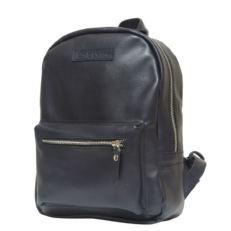 Синий женский рюкзак Анцолла