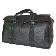 Кожаная дорожная сумка мужская Мондрагоне