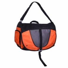Спортивная сумка 60063-14 оранжевая