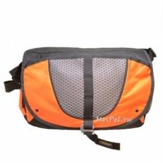 Спортивная сумка  60053 14 оранжевый