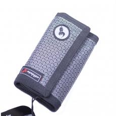 Ключница-кошелек 60095 серая