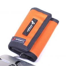 Ключница-кошелек 60134 оранжевая