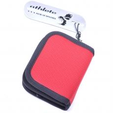Красный тканевый кошелек 60135 фото-2