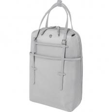 Сумка-рюкзак Harmony серебряная