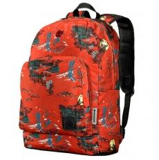 Рюкзак кирпично-оранжевого цвета 610194
