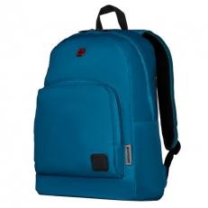Городской рюкзак ярко голубого цвета 610199