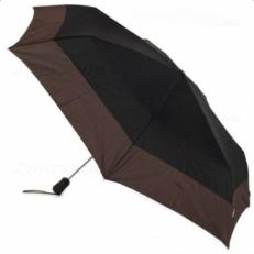 Зонт складной H.620-2 коричневый