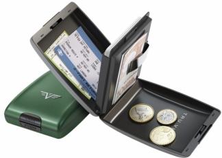 Алюминиевый кошелек Tru Virtu Oyster 14.10.1.0001.13