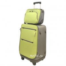 Комплект чемодан с кейсом