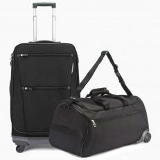 Чемодан с дорожной сумкой в комплекте 63195/1988
