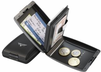 Алюминиевый кошелек Tru Virtu Oyster 14.10.1.0001.08