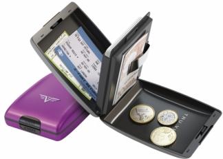Алюминиевый кошелек Tru Virtu Oyster 14.10.1.0001.06