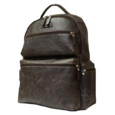 Большой мужской рюкзак Фаэтано коричневый