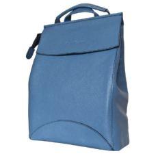 Сумка-рюкзак трансформер Антессио голубой