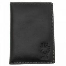 Бумажник водителя Romero черный