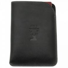 Чехол на паспорт Gamma черный